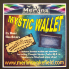 Mystic Wallet by Roni Shachnaey